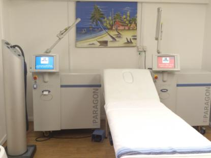 Laser Treatment Room